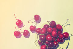 Cherries Royalty Free Stock Photo