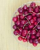 Cherries fruit Stock Photo