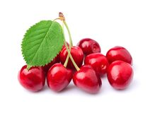 Cherries fruit Stock Photography