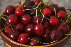 Cherries III stock photo