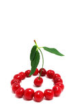 Cherries leader Royalty Free Stock Image