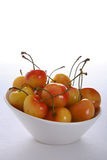 Cherries Rainier Royalty Free Stock Images