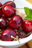 Cherries, shallow dof Royalty Free Stock Images