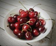 Cherries, Sweet Cherries, Fruit Stock Image
