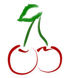 cherry ilustracji