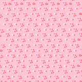 Cherry. Background illustration of cherry beautiful pink Vector Illustration