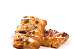Cherry Bakewell Royalty Free Stock Photo