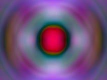 Cherry ball abstract stock image