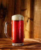 Cherry beer Royalty Free Stock Image