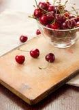 Cherry Berries Fotos de archivo libres de regalías