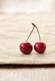 Cherry Berries Foto de archivo