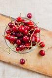 Cherry Berries Fotografía de archivo