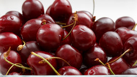 Cherry berries Stock Image