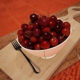Cherry Berries Stock Images