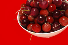 Cherry Berries Stock Photos