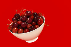 Cherry Berries Royalty Free Stock Photo