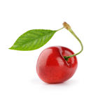 Cherry berry Stock Photos