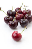 Cherry berry Stock Photography