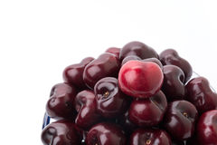 Cherry berry Royalty Free Stock Images