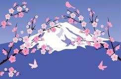 Cherry Blossom illustration de vecteur