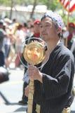 Cherry Blossom Festival - Grote Parade San Francisco Stock Fotografie