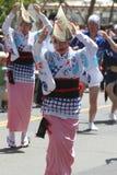 Cherry Blossom Festival - Grote Parade San Francisco Royalty-vrije Stock Fotografie