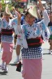 Cherry Blossom Festival - Grote Parade San Francisco Royalty-vrije Stock Foto