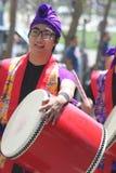 Cherry Blossom Festival - Grote Parade San Francisco Royalty-vrije Stock Foto's