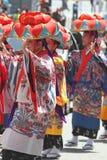 Cherry Blossom Festival - Grote Parade San Francisco Royalty-vrije Stock Afbeelding