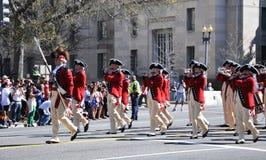 Cherry Blossom Festival Parade Imagem de Stock