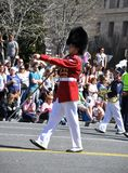 Cherry Blossom Festival Parade Stock Afbeelding