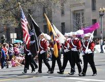 Cherry Blossom Festival Parade Royalty-vrije Stock Foto's