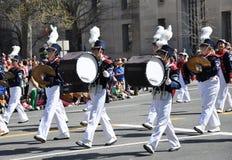 Cherry Blossom Festival Parade Stock Foto's
