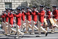 Cherry Blossom Festival Parade. Royalty Free Stock Image