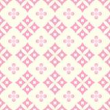 Cherry Blossom Pattern Vector Royalty-vrije Stock Fotografie