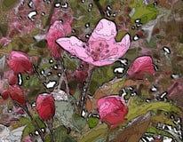 Cherry Blossoms ilustración del vector
