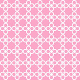 Cherry Blossoms Pattern Royalty Free Stock Photo