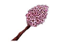 Cherry Blossoms (Zen Pictures II, 2012) Immagini Stock Libere da Diritti