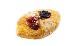 Cherry Blueberry Pie Fotos de Stock