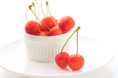Cherry bob Royalty Free Stock Photography