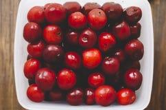 Cherry In Box Stock Image