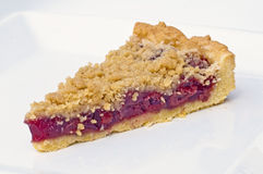 Cherry cake Stock Image