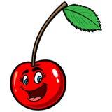 Cherry Cartoon Imagen de archivo