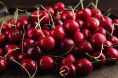 cherry ciemnoczerwony Fotografia Stock