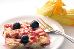 Free Cherry Cobbler - Cake II Stock Photos - 29943