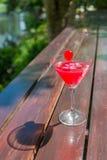 Cherry cocktail Stock Image