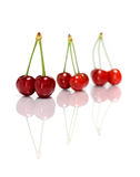 Cherry concept Royalty Free Stock Images