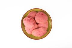Cherry Cookies Stock Image