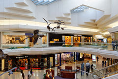 Cherry Creek Mall in Denver Stock Image