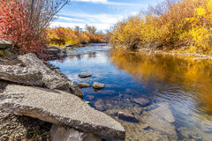 Cherry Creek Preserve arkivfoto